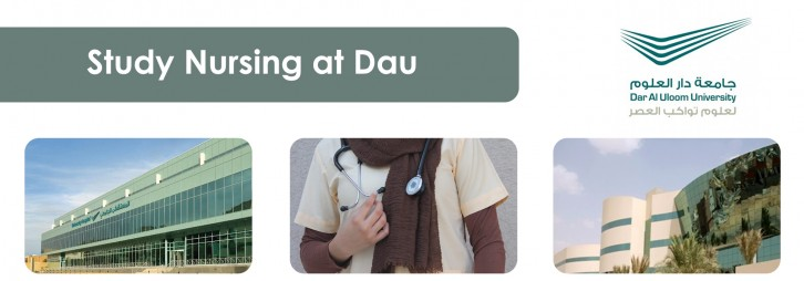 Study Nursing at Dau