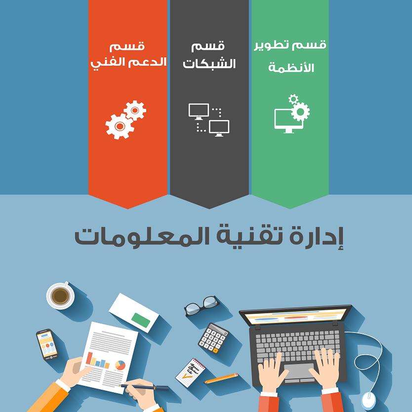 إدارة تقنية المعلومات