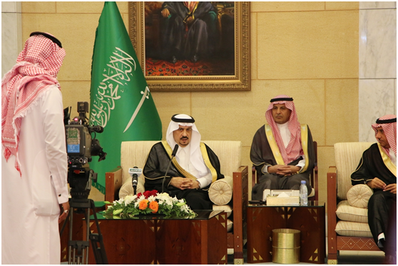 جامعة دار العلوم تشارك في الإجتماع التحضيري للجنة الشباب بأمارة منطقة الرياض