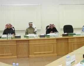 مجلس أمناء جامعة دار العلوم يناقش الحصول على الإعتماد الأكاديمي للكليات والتوسع في المرافق والمنشآت