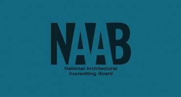 زيارة المجلس الوطني الامريكي لاعتماد البرامج المعمارية ( الناب)