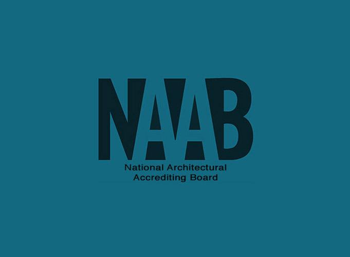 National Architectural Accrediting Board NAAB visitation