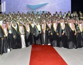 أمير الرياض يرعى حفل تخريج طلاب جامعة دار العلوم