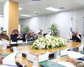 مجلس أمناء جامعة دار العلوم يعقد اجتماعه الأول للعام الدراسي 2016-2017