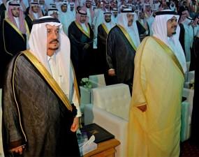 أمير منطقة الرياض يرعى حفل تخريج الدفعة السادسة من طلاب جامعة دار العلوم