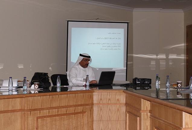 المجلس الاستشاري لكلية الهندسة المعمارية والتصميم الرقمي يعقد اجتماعه الأول
