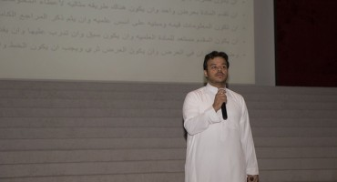 Student Support organizes a workshop entitled 'The art of academic presentation and discussion'