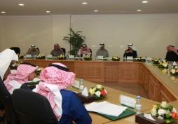 """مجلس أمناء """"دار العلوم"""" يناقش التقرير نصف السنوي ومعايير القبول"""