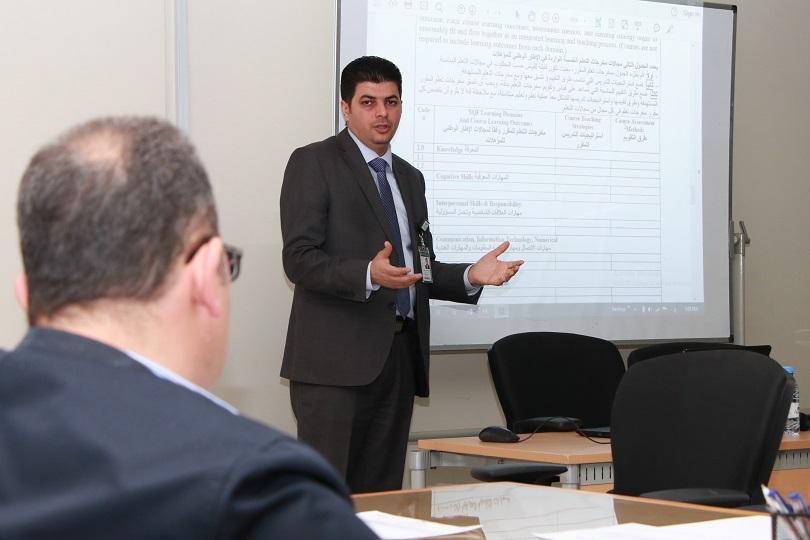 ثقافة الجودة بجامعة دار العلوم تواصل برنامجها التدريبي الشامل