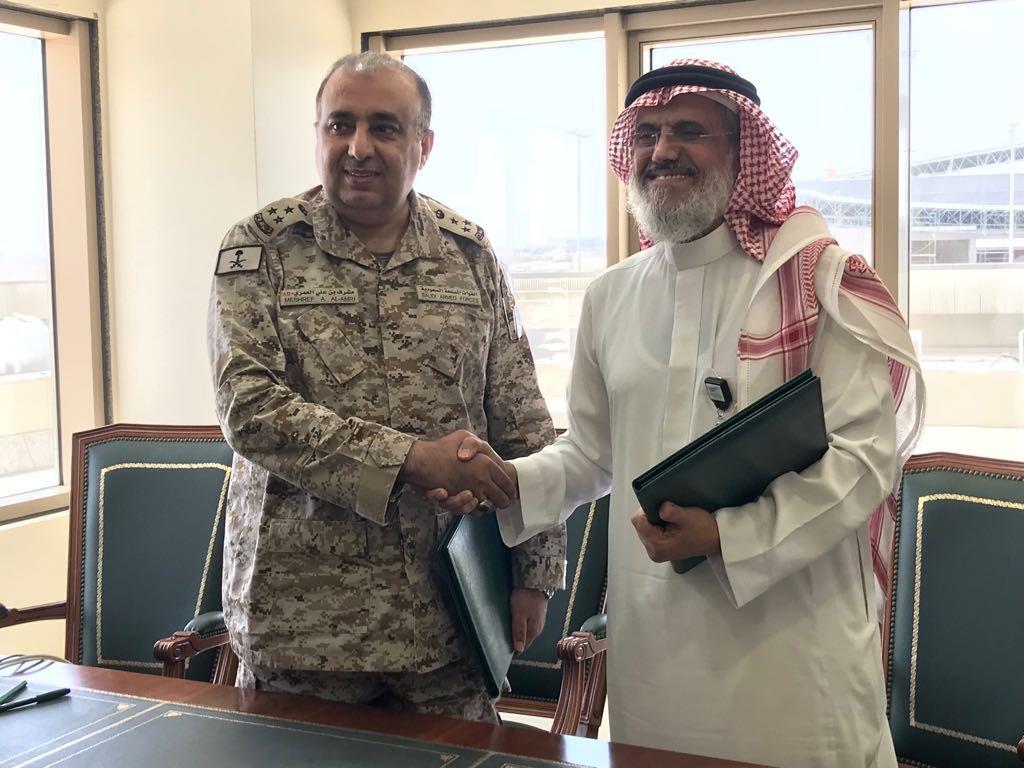 جامعة دار العلوم توقع مذكرة تفاهم مع الإدارة العامة للخدمات الطبية بالقوات المسلحة