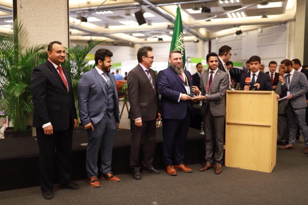 """جامعة دار العلوم تشارك في """"يوم المهنة للطلبة السعوديين"""" في لندن"""