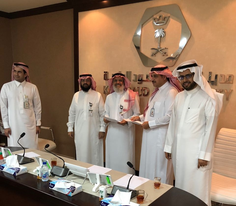 Dar Al-Uloom Medicine signs a service agreement with King Saud Medical City