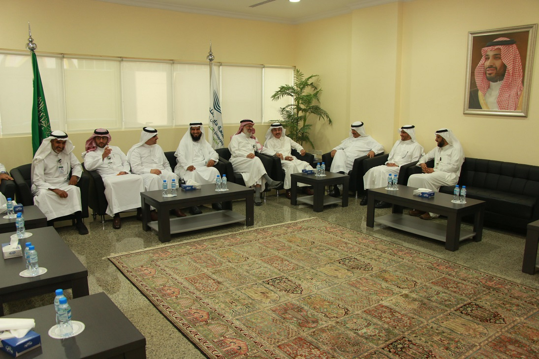 A delegation from the Agency of Private Education Office at the Saudi Ministry of Education visits the University of Dar Al-Uloom