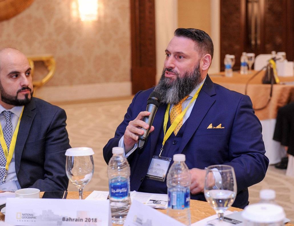 DAU Participates in Fifth Annual NGL Educational Forum in Bahrain