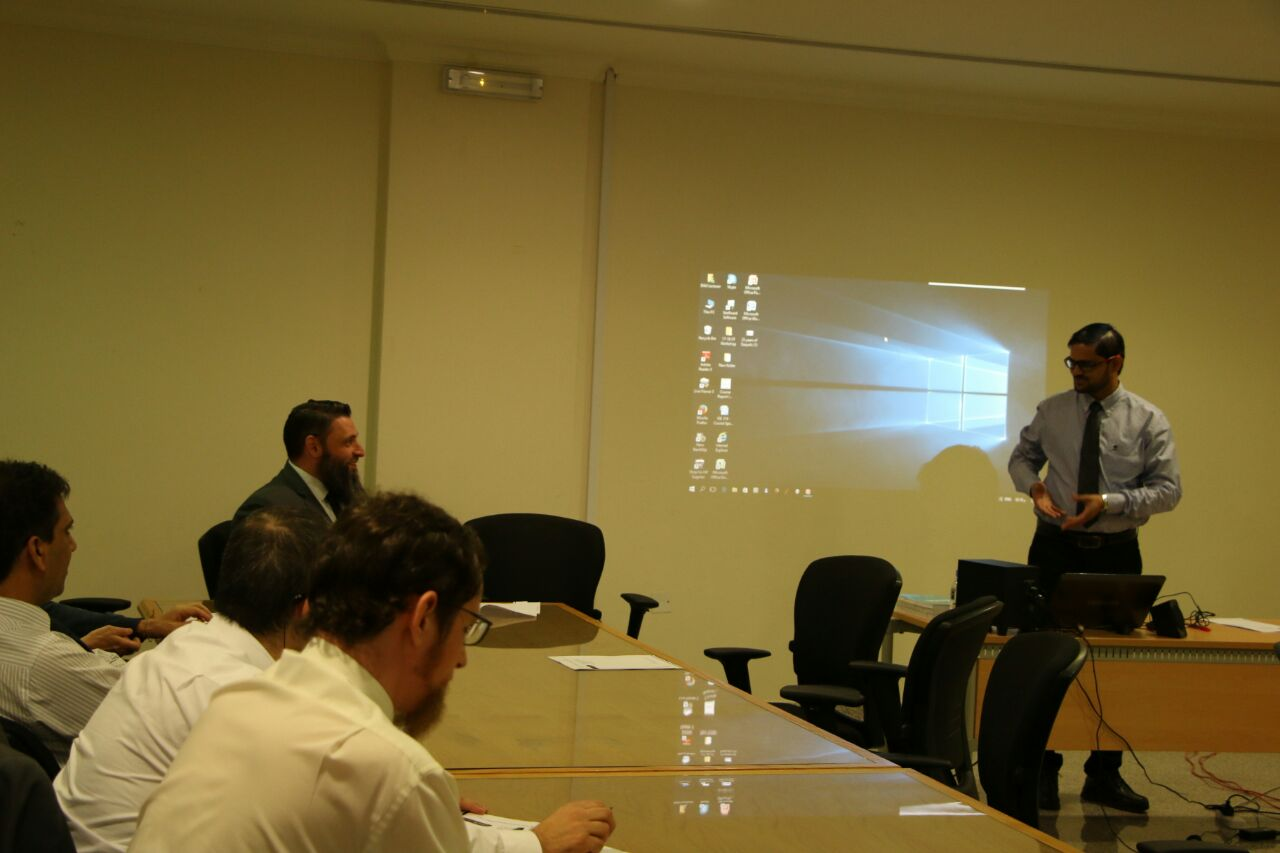 (UPP) conducted a workshop aimed at Continuous Professional  Development of the English Department