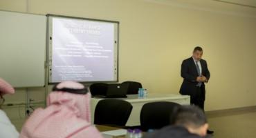 CADD participates in Knowledge Hour Program