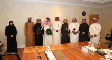 ( ماجستير علم الأعصاب الجزيئي والوظيفي ) اتفاقية بين جامعة دار العلوم ومدينة الملك فهد الطبية