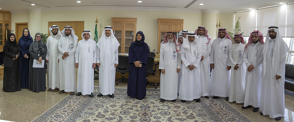 Undersecretary of the Ministry of Education for Private Higher Education Visits DAU