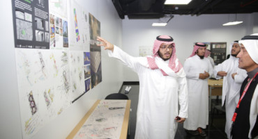 The Architecture Department at DAU launched the Riyadh Museum District Youth Challenge