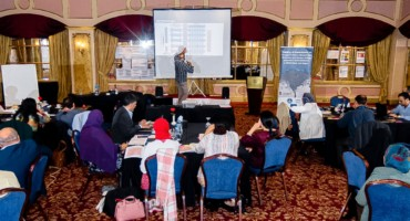 DAU's Engineering Participates in workshop on Disaster Risk Reduction and Climate Change Adaptatio
