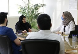 Student Council holds second meeting with university administration