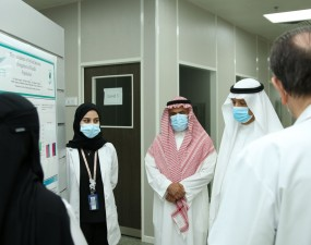 College of Dentistry Holds the Interns Scientific Research Day