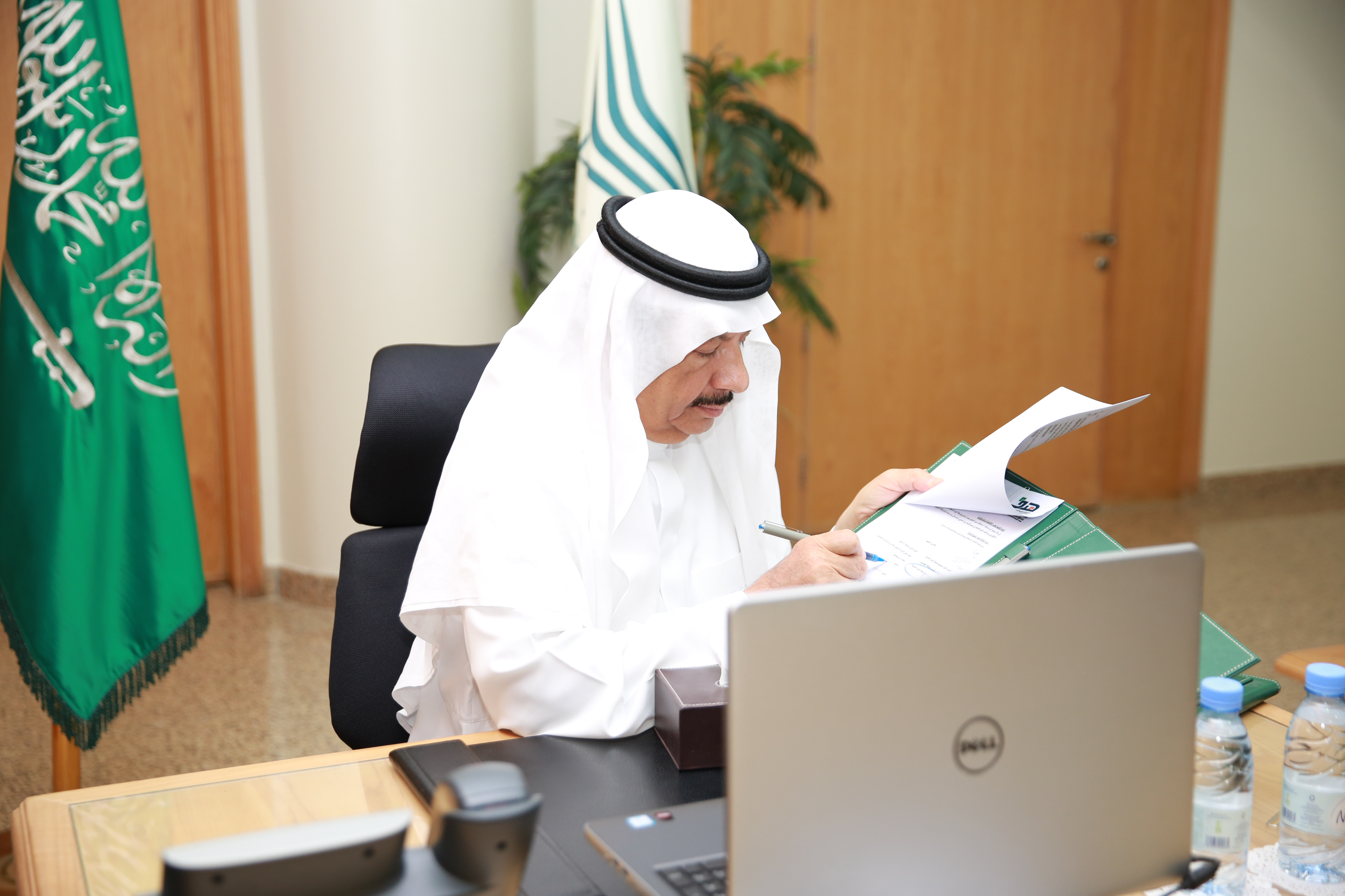 DAU Signs Cooperation Memorandum with HADAF to Support Students' Preparedness, Training, and Employment