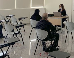 البرنامج التعريفي لأعضاء هيئة التدريس الجدد يختتم الأسبوع الثاني من فعالياته التدريبية